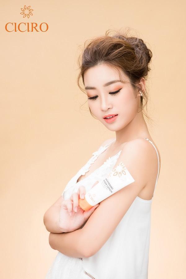 Vì sao nên chọn kem dưỡng trắng da toàn thân Whitening body lotion CICIRO? - Ảnh 2.