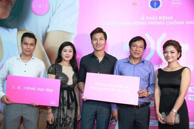 Phái đẹp và các hoạt động cộng đồng phòng chống ung thư vú nổi bật - Ảnh 2.
