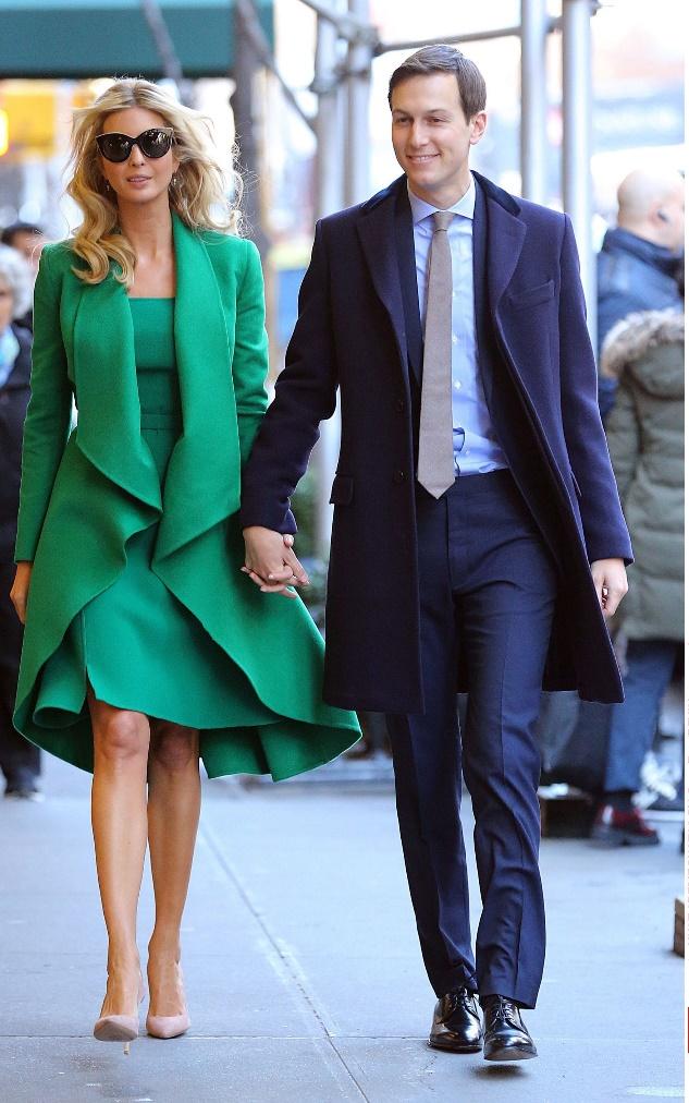 Khám phá thương hiệu thời trang yêu thích của ái nữ nhà Trump - Ảnh 5.
