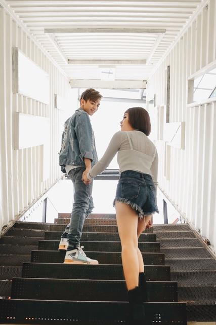 Susu fan xôn xao khi Soobin Hoàng Sơn tình tứ với một cô nàng xinh xắn - Ảnh 4.
