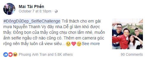 Đâu là lý do khiến clip về tình huống selfie đạt được 2 triệu lượt xem chỉ trong 2 ngày - Ảnh 7.