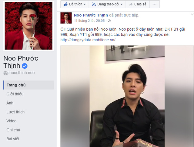 """Livestream: """"Chiêu trò"""" hút fan mới của giới showbiz Việt - Ảnh 1."""