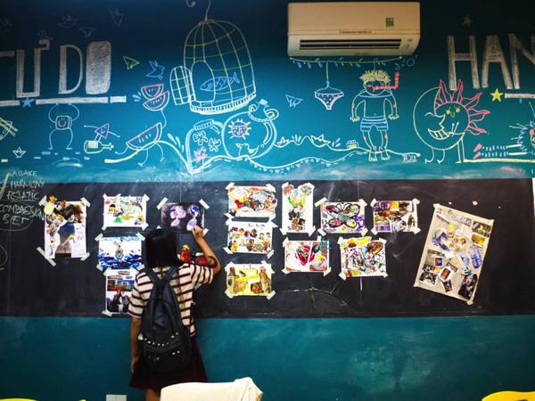 6 điểm đến cực nghệ cho một cuối tuần đặc biệt giữa lòng Hà Nội, Sài Gòn - ảnh 26