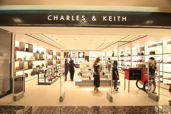 charles keith distribution channel Charles & keith online store offers the latest fashion-forward ladies footwear and accessories for the chic and stylish.