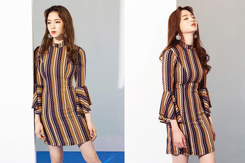 Á hậu Hàn Quốc Lee Sarah hào hứng trở lại Việt Nam - Ảnh 3.