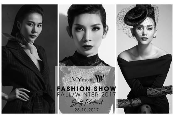 Angela Phương Trinh, Kỳ Duyên, Hoàng Thuỳ Linh cùng dàn chân dài sẽ hội tụ tại IVY moda Fashion Show 2017 - Ảnh 1.