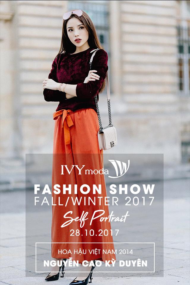 Angela Phương Trinh, Kỳ Duyên, Hoàng Thuỳ Linh cùng dàn chân dài sẽ hội tụ tại IVY moda Fashion Show 2017 - Ảnh 4.