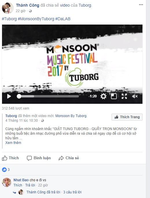 """Giới trẻ hào hứng phiêu âm nhạc tại street show, đua nhau """"săn vé"""" đến MMF by Tuborg 2017 - Ảnh 10."""