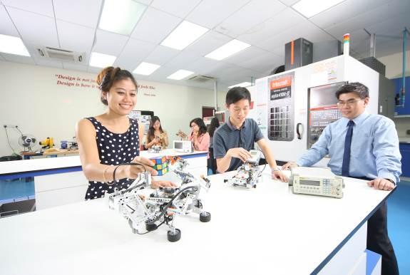 Định hướng nghề nghiệp, làm chủ cuộc đời cùng Học viện Quản lý và Phát triển Singapore (MDIS) - Ảnh 4.