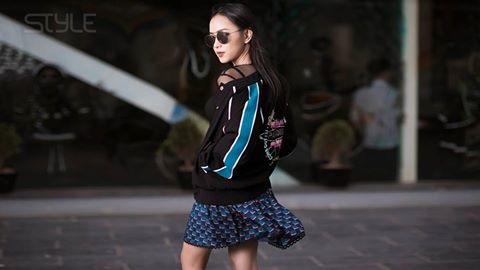 Kenzo, Hugo Boss - 2 thương hiệu thời trang đang được sao Việt tin chọn - ảnh 2