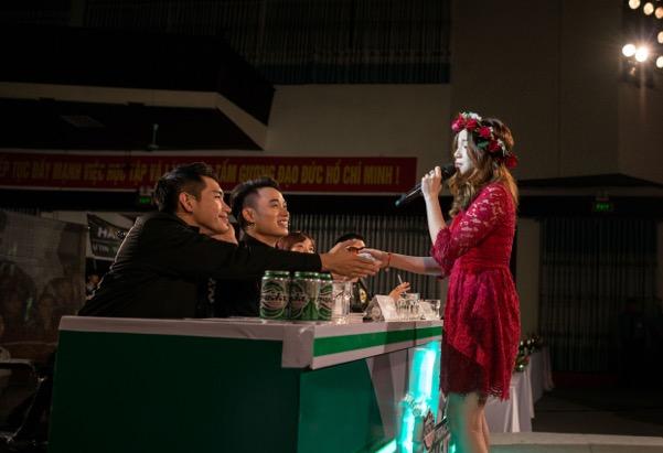 Nhường lợi thế cho đội Đinh Hương nhưng học trò của Trúc Nhân mới là người chiến thắng - Ảnh 2.