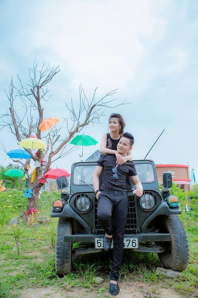 Xốn xang với những bộ hình cưới vượt thời gian, xuyên không gian ở phim trường sát vách Sài Gòn - Ảnh 10.