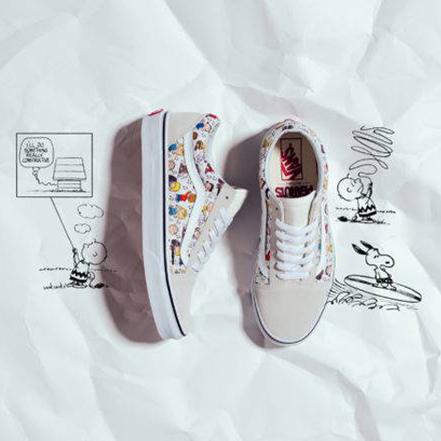 Vans x Peanuts – Cú collab tiếp tục thống trị đế chế sneaker hoạt hình - ảnh 5