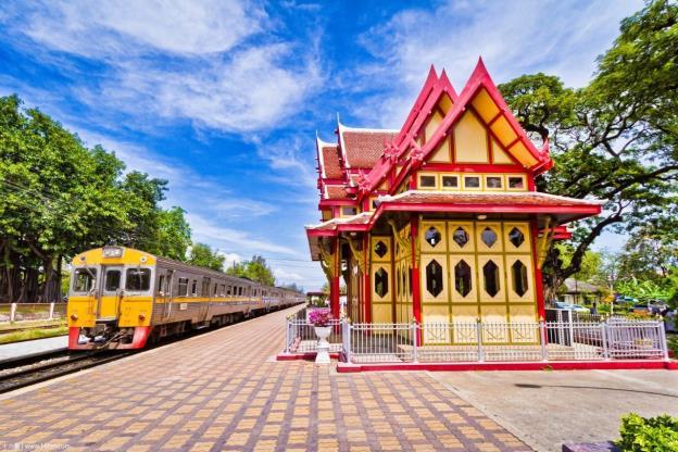 Có một Thái Lan góc nào cũng trở thành nơi sống ảo rực sắc màu trong năm mới - Ảnh 3.