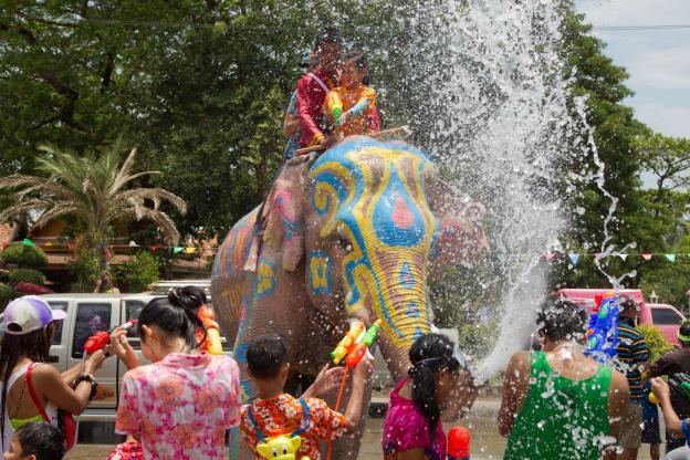 Có một Thái Lan góc nào cũng trở thành nơi sống ảo rực sắc màu trong năm mới - ảnh 11