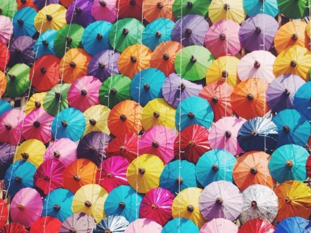 Có một Thái Lan góc nào cũng trở thành nơi sống ảo rực sắc màu trong năm mới - ảnh 15