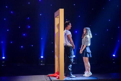 Chàng trai gây sốc khi không thích gái cao, nhưng lại lao đao vì cô nàng nấm lùn tại gameshow hẹn hò giấu mặt - Ảnh 9.