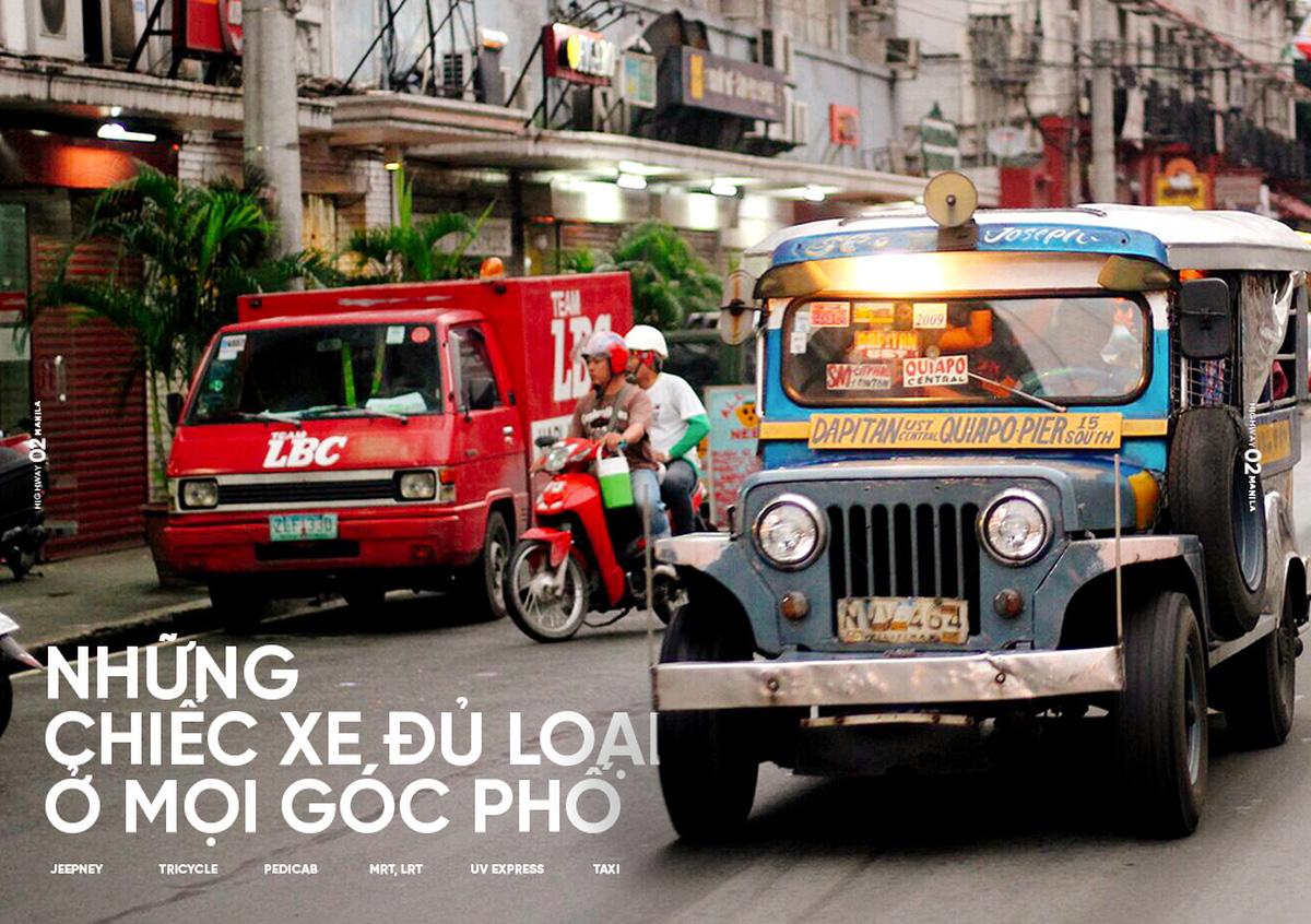 Philippines – A bờ cờ, vui từng giờ - Ảnh 2.