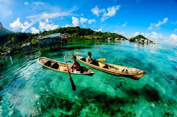 Mùa xuân lạc lối tại đảo thiên đường Mabul – Malaysia - Ảnh 3.