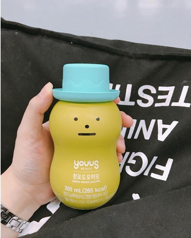 Cơn sốt những chai nước mặt đơ khiến giới trẻ phát cuồng - Ảnh 2.