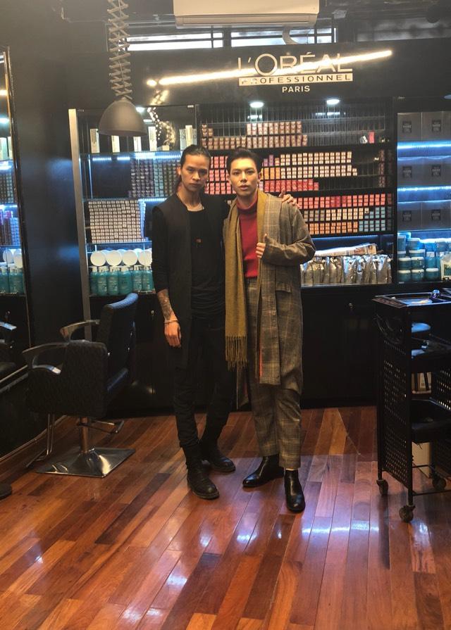 Gặp Cali Phạm - Chàng hair stylist của nhiều sao Việt - Ảnh 8.