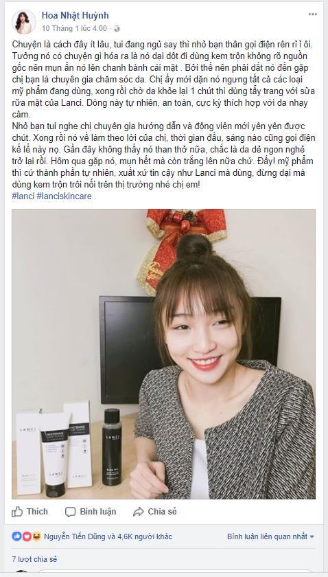 Giải mã sức hút của thương hiệu mỹ phẩm Hàn đang được sao Việt truy lùng - Ảnh 3.