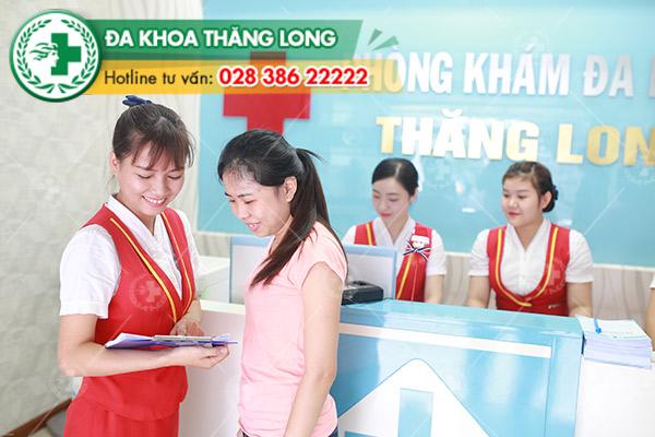 Phòng khám đa khoa Thăng Long – Nơi khám bệnh cũng là nhà - Ảnh 1.