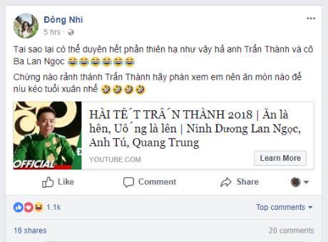 Hàng loạt sao Việt xếp hàng xin quẻ của thánh phán Trấn Thành để đổi vận đón Tết - Ảnh 1.