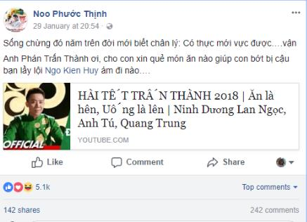 Hàng loạt sao Việt xếp hàng xin quẻ của thánh phán Trấn Thành để đổi vận đón Tết - Ảnh 5.