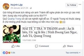 Hàng loạt sao Việt xếp hàng xin quẻ của thánh phán Trấn Thành để đổi vận đón Tết - Ảnh 11.