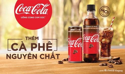 Sao bao ngày trông ngóng Coca-Cola thêm cà phê nguyên chất đã chính thức ra mắt - Ảnh 1.