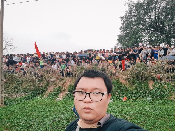 Sống động Hội Phết Hiền Quan qua ống kính smartphone - Ảnh 9.