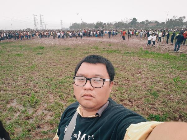 Sống động Hội Phết Hiền Quan qua ống kính smartphone - Ảnh 12.