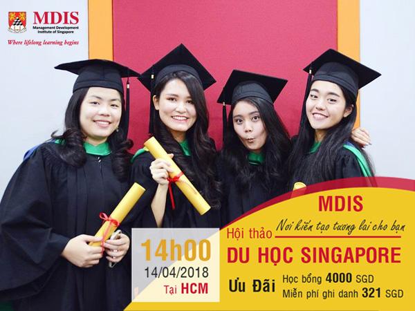 MDIS – Nơi kiến tạo tương lai cho bạn - Ảnh 1.