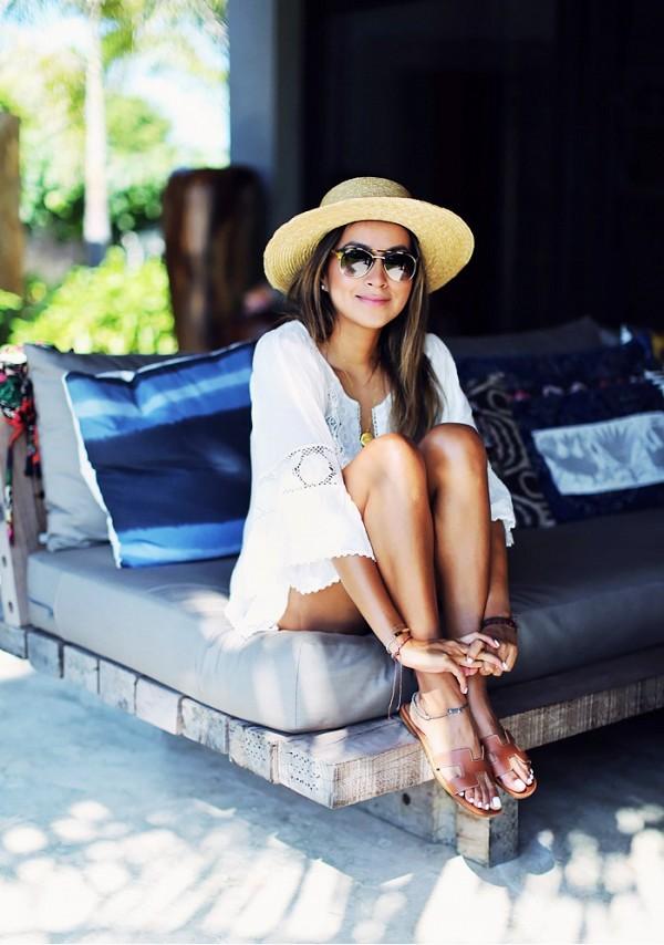 """Hermès Oran sandals – Mẫu dép cộp mác """"quý cô thanh lịch"""" - Ảnh 3."""