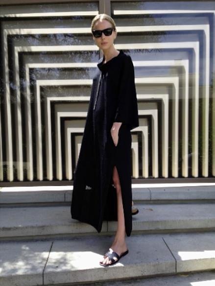 """Hermès Oran sandals – Mẫu dép cộp mác """"quý cô thanh lịch"""" - Ảnh 10."""