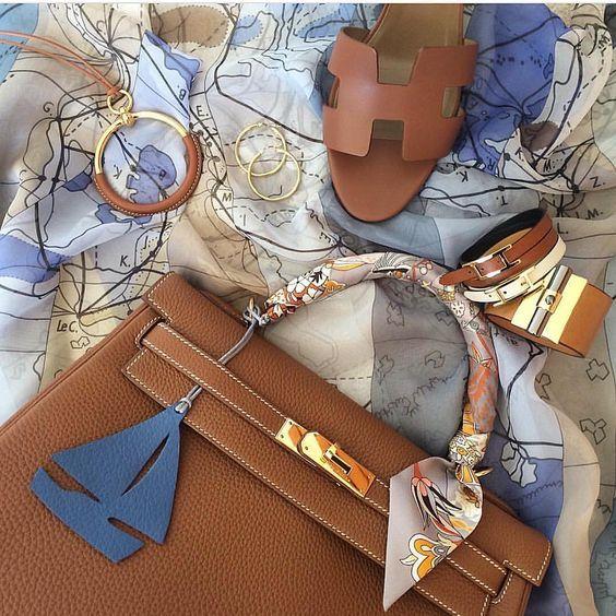 """Hermès Oran sandals – Mẫu dép cộp mác """"quý cô thanh lịch"""" - Ảnh 11."""
