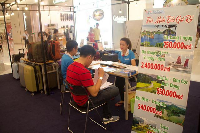 Ưu đãi hấp dẫn dành cho tín đồ du lịch tại Crescent Mall – Travel Fair - Ảnh 4.