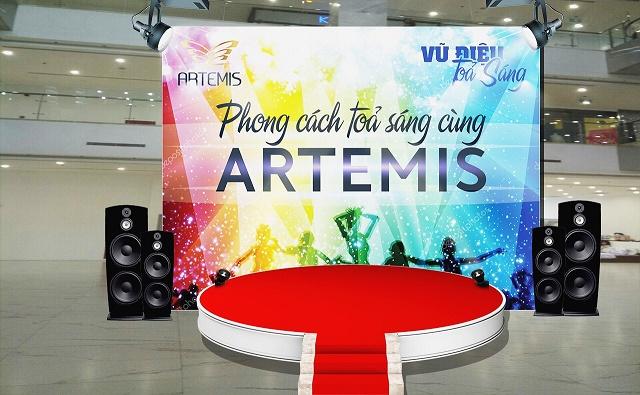 Phong cách tỏa sáng cùng Atermis:Sân chơi mới dành cho các bạn trẻ đam mê nhảy - Ảnh 1.