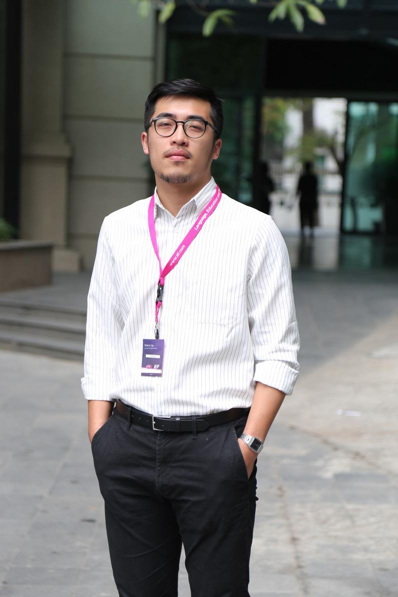 Khánh Vy, Vũ. đồng hành cùng Voice Up – Cuộc thi hát Tiếng Anh cho học sinh, sinh viên toàn quốc - Ảnh 2.