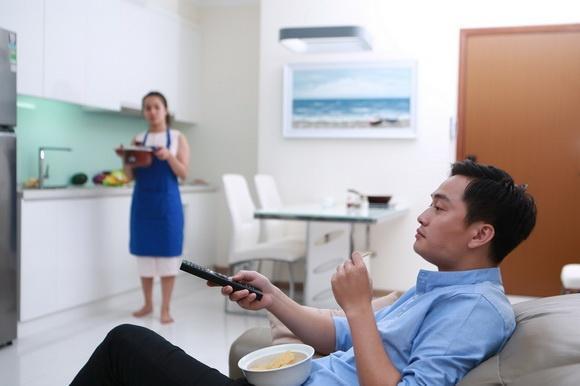 """Tú Vi, Văn Anh khiến fan thích thú với quan điểm """"cùng nhau vào bếp"""" - Ảnh 6."""