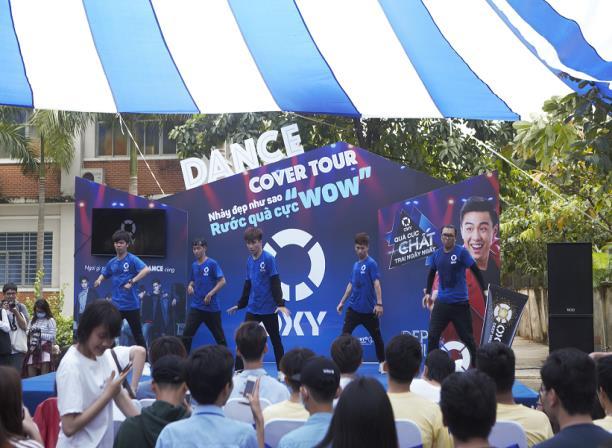 UNI5 và HuyMe khuấy động mùa hè cùng Oxy Dance Cover Tour - Ảnh 5.