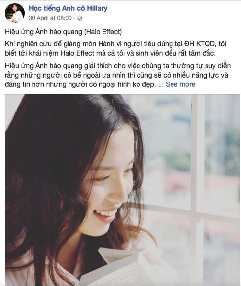 Ít ai biết, Hoa hậu Hương Giang còn có cô em họ vừa xinh vừa là giảng viên đại học tài năng thế này - Ảnh 7.