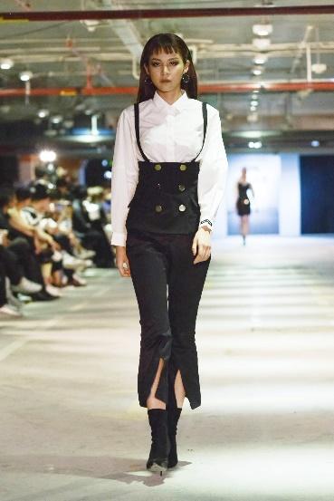 BST Girl Boss của Phạm Hương - Cảm hứng bất tận đến từ hình ảnh những cô gái thành thị - Ảnh 3.