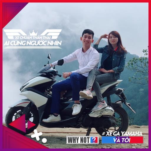 """Hơn 20.000 khách hàng đã nói lời """"yêu"""" với xe tay ga Yamaha hoành tráng như thế này đây! - ảnh 4"""