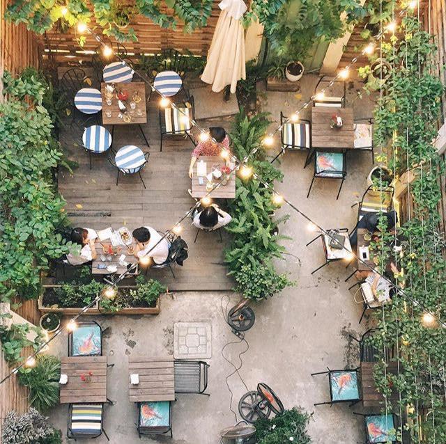 Top 3 quán cà phê đẹp tại Hà Nội được giới trẻ yêu thích - ảnh 7