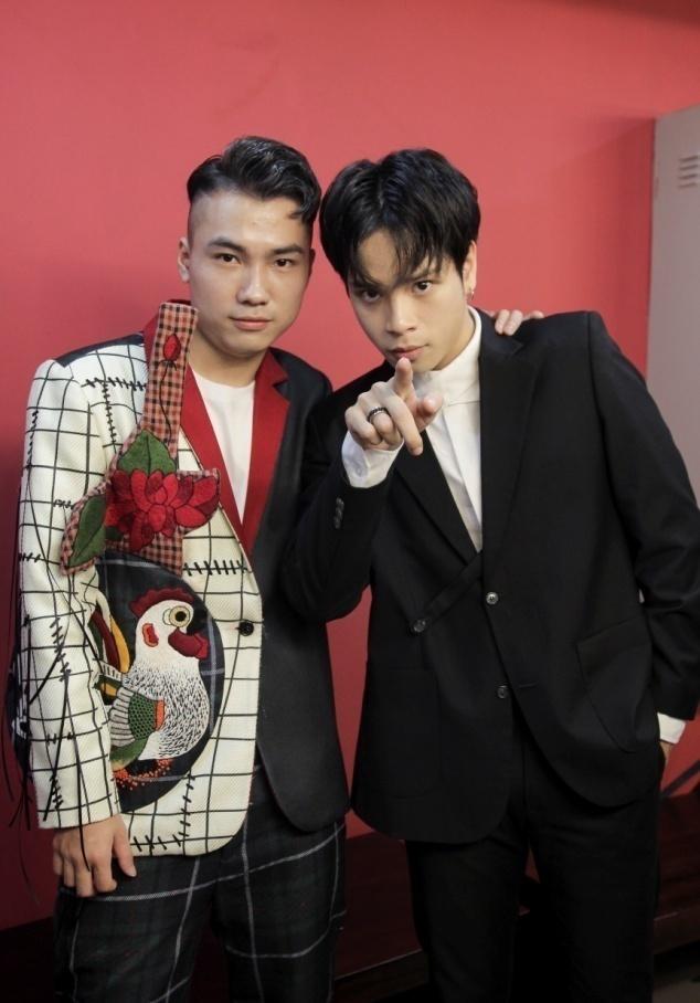 Min và Jaykii xuất hiện, truyền cảm hứng cho thí sinh tại đêm thi Nhóm hát top 35 của Voice Up - Ảnh 9.