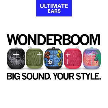 Đón hè rộn ràng cùng Ultimate Ears Wonderboom Freestyle - Ảnh 1.