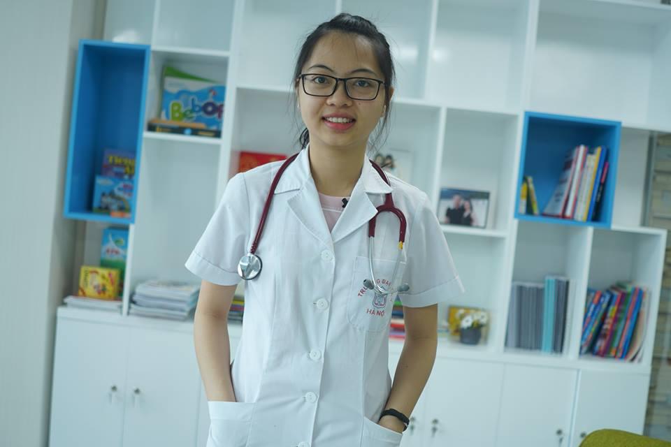 Con đường chinh phục 7.0 IELTS và ước mơ vươn xa của cô sinh viên Y khoa - Ảnh 1.