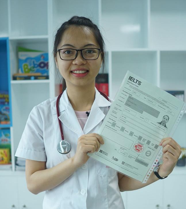 Con đường chinh phục 7.0 IELTS và ước mơ vươn xa của cô sinh viên Y khoa - Ảnh 5.